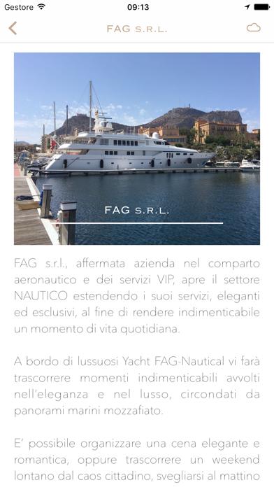 Screenshot of F.A.G. Nautical2