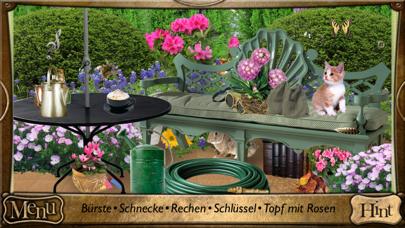 Alice im Wunderland : WimmelbildSpieleScreenshot von 5