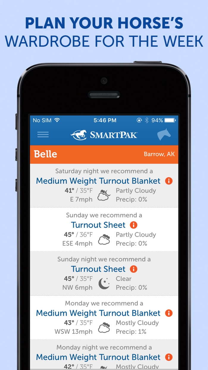 SmartBlanket Screenshot
