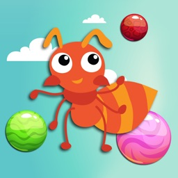 Ant Bubble Shooter Burst Game
