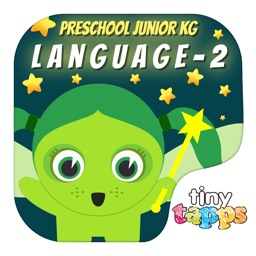 Preschool Junior KG Language-2 by Tinytapps