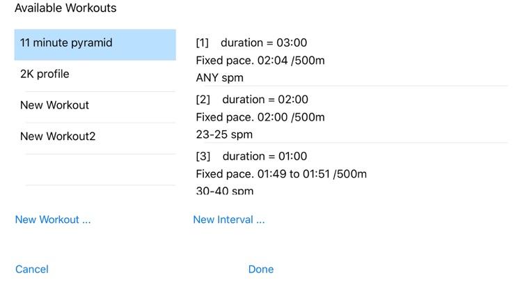Race Pace Row screenshot-3