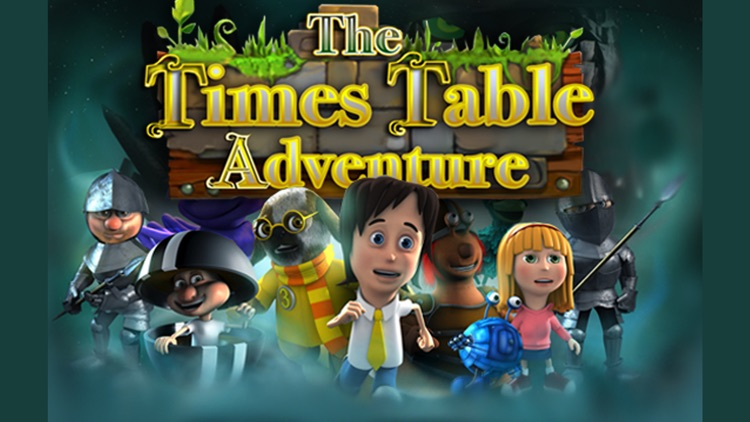 The Times Table Adventure screenshot-0