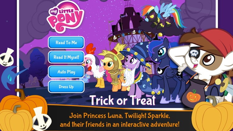 My Little Pony: Trick or Treat screenshot-0
