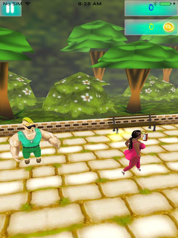 iPad Image of WoopWoopRun for Nicki Minaj