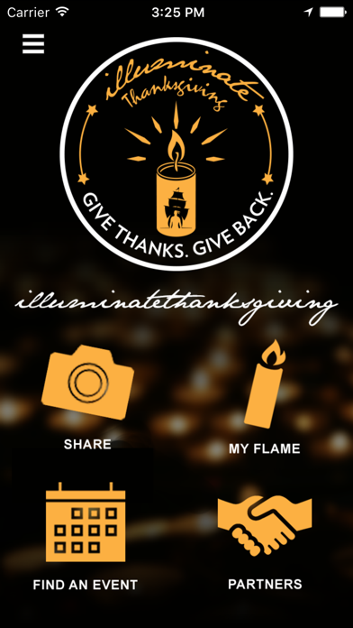 Illuminate Thanksgiving 2016 screenshot four