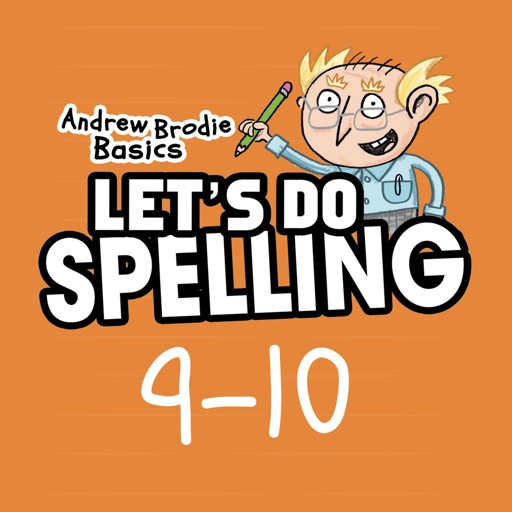 Spelling Ages 9-10: Andrew Brodie Basics