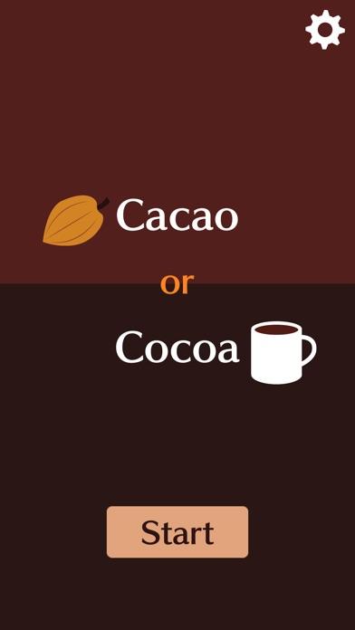 Cacao or Cocoa screenshot 4