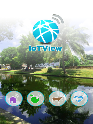 IoTView - náhled