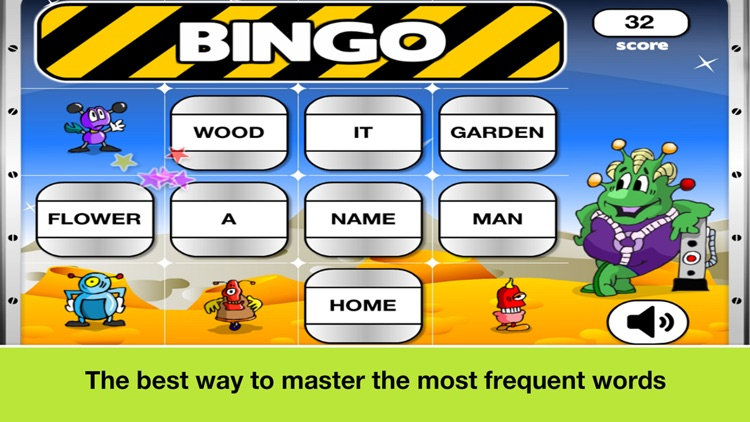 Sight Words Learning Games & Reading Flash Cards screenshot-3