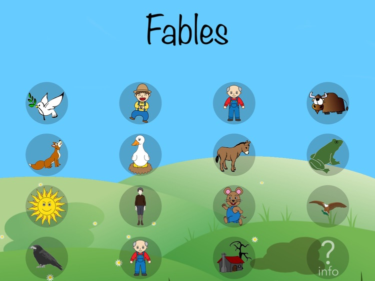 Fables for Primary Students screenshot-3