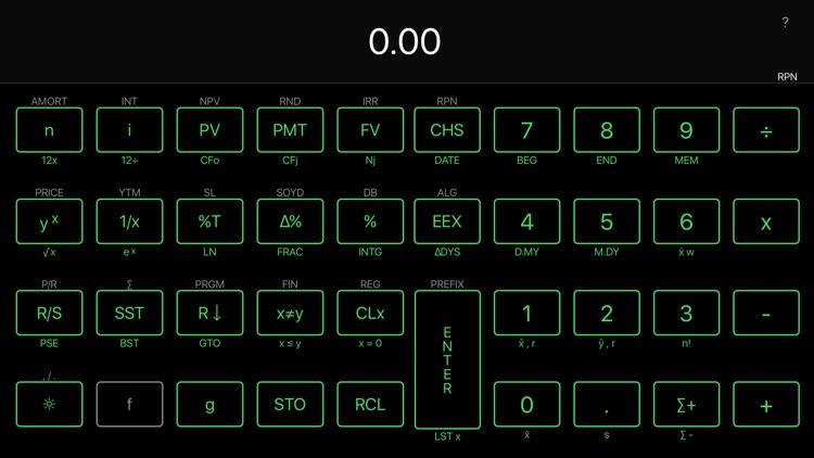 Financial Calculator Premium