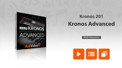 Advanced Course For Kronos by ASK Video (iOS, United States