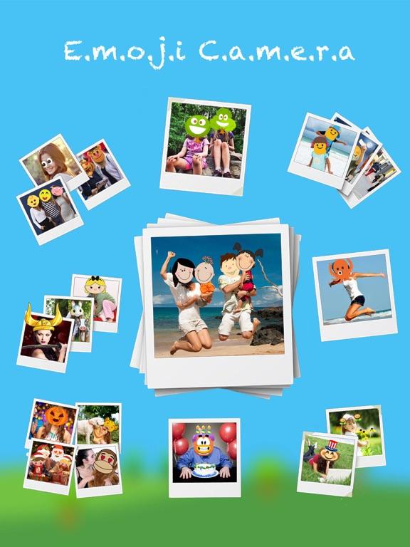 Screenshot #4 pour Emoji Camera - filtres uniques