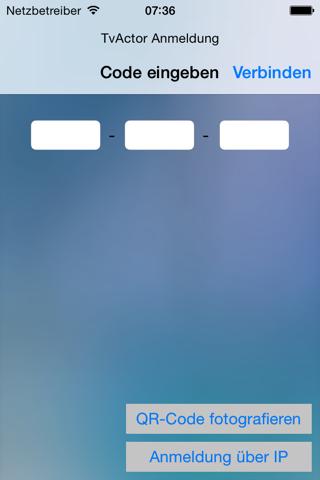 TvActor - náhled