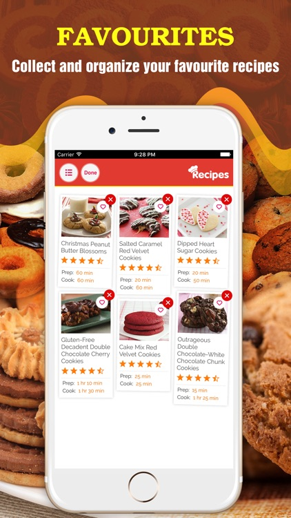 Yummy Cookie Recipes Pro ~ Best of cookie recipes
