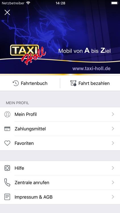Taxi-Holl Baden-Baden, Rastatt screenshot-3