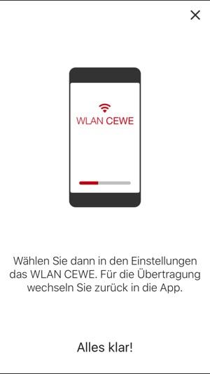 cewe sofort v App Storu
