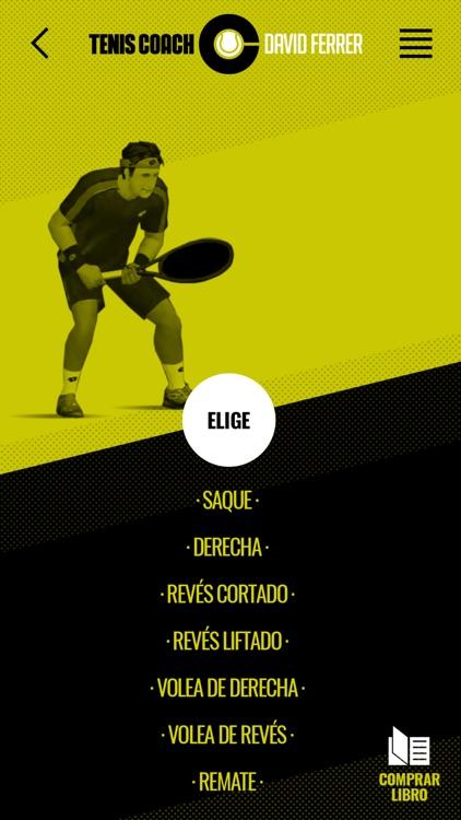 Tenis Coach David Ferrer