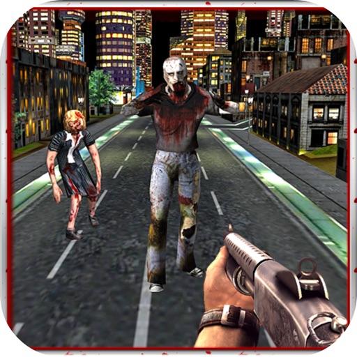 Crazy City Zombies Death