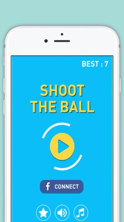 Shoot a ball