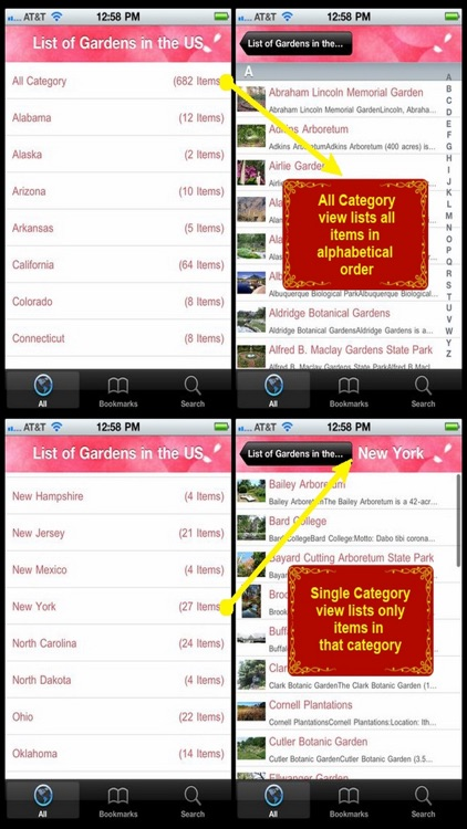 List of Gardens in the US screenshot-4