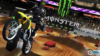 Скриншот №1 к Ricky Carmichaels Motocross Matchup Pro