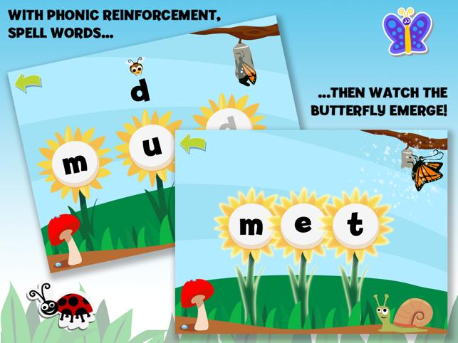 Brainy Bugs Preschool Games Screenshot