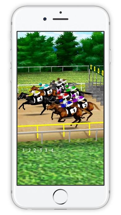 シンプル競馬ゲームのスクリーンショット2