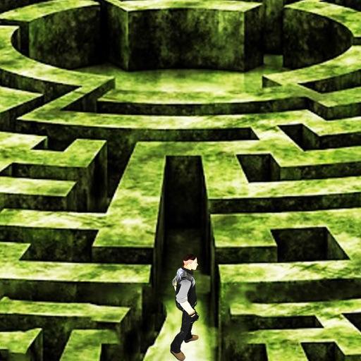 Maze Runner Labyrinth 3D : Free Maze Game iOS App