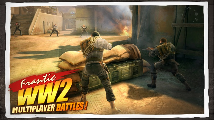 Brothers in Arms® 3: Sons of War screenshot-0