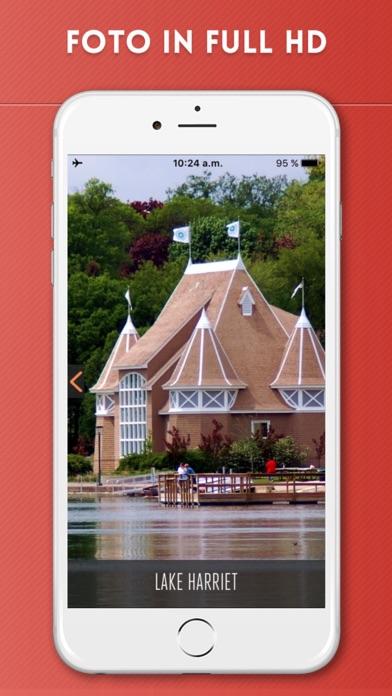 Screenshot of Minneapolis Guida Turistica con Mappe Offline2