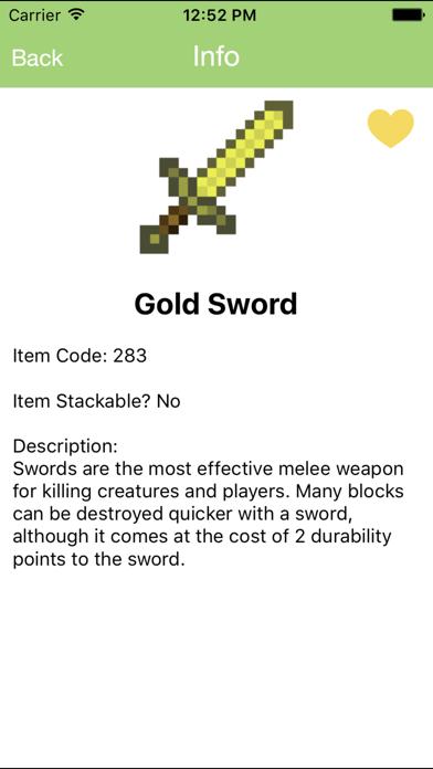 Block ID Toolbox for Minecraft PE Pocket Editionのおすすめ画像4