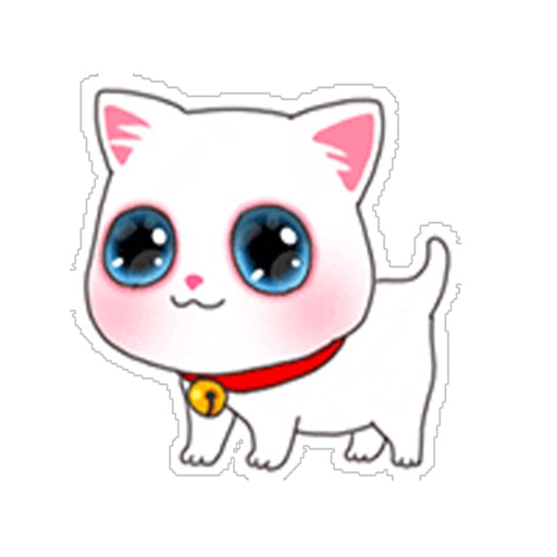 Lovely Cartoon Cat