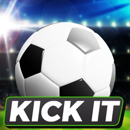 Kick it - Multiplayer Paper Soccer for champions of puzzles - Draw the lines, connect the dots & score