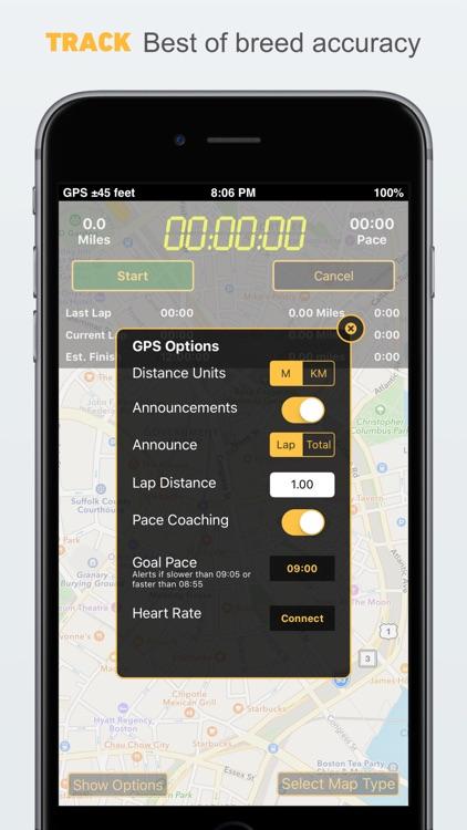 WalkJogRun GPS Running Routes