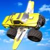 Flying Monster Truck 3d Simulator