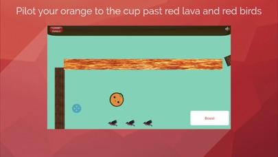 Fly Orange! screenshot one