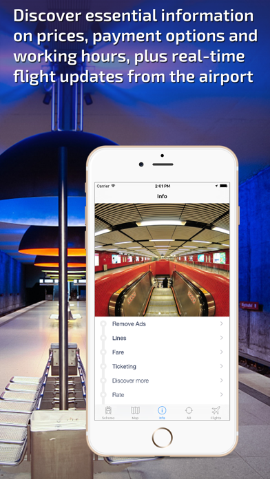 Hong Kong Metro Guide and MTR Route Planner App Download