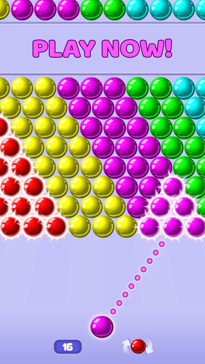 Bubble Shooter - Pop Bubbles screenshot-4