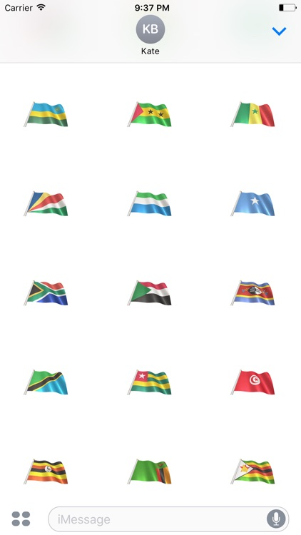 African Flags screenshot-1