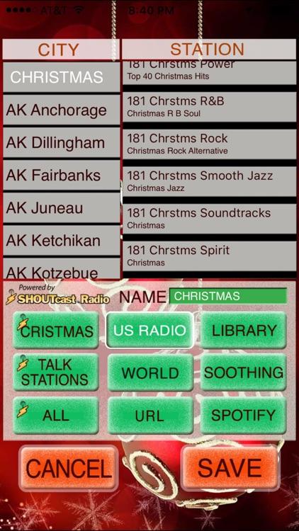 Christmas Music Radio! screenshot-3