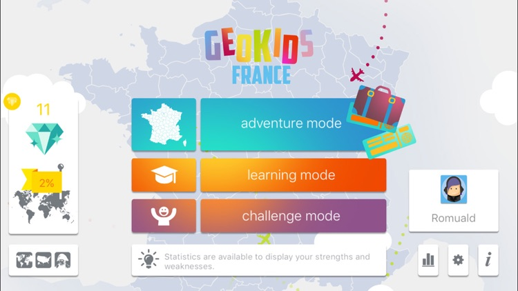 GeoKids France screenshot-0