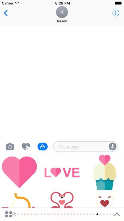 Love Sticker Pack screenshot-3