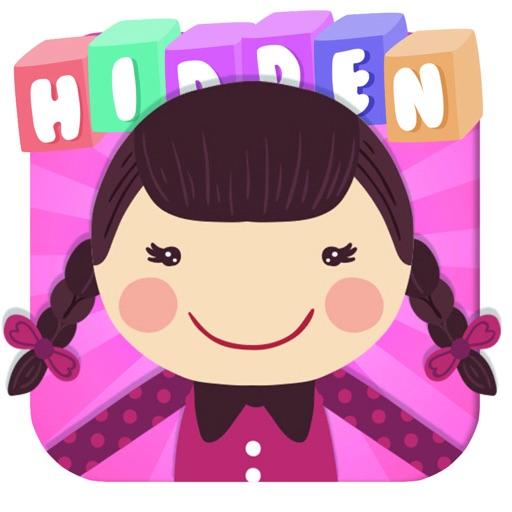 Hidden Dolls Game for kids