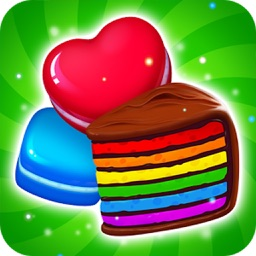 Cookie Taste: Lollipop Yummy Free Match 3