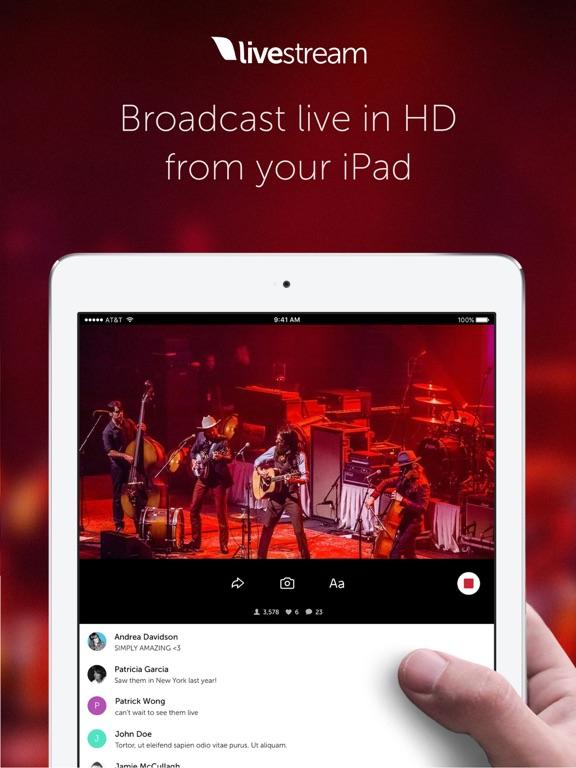 Livestream-ipad-2