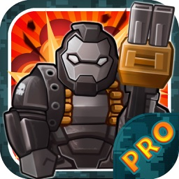 SuperHero Iron War TD Defense – Defence Games Pro