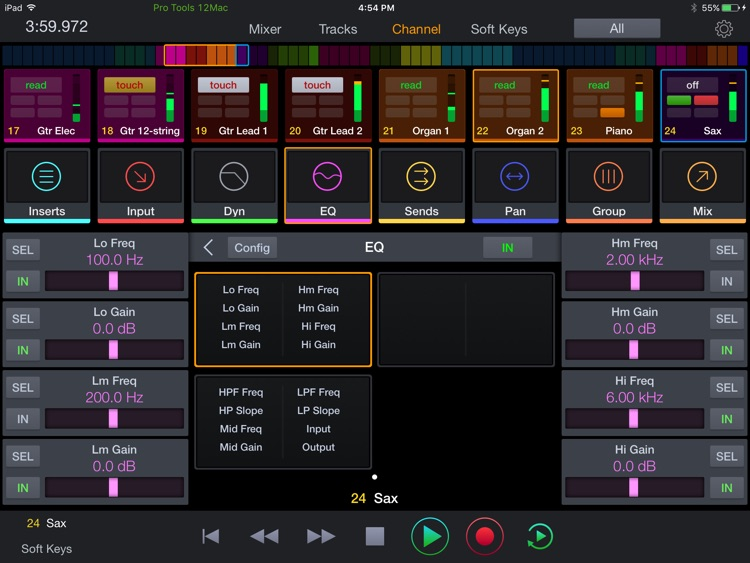 Pro Tools | Control screenshot-2