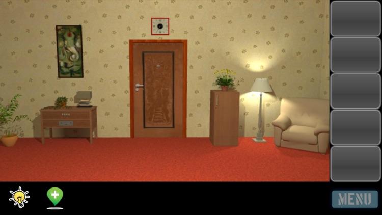 密室逃脱经典合集:逃出公寓房间系列1 - 史上最难的益智游戏 screenshot-4